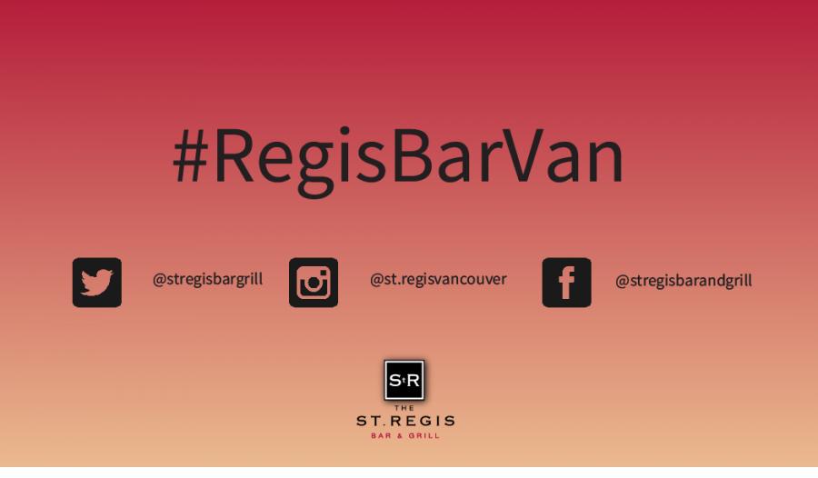 #RegisBarVan